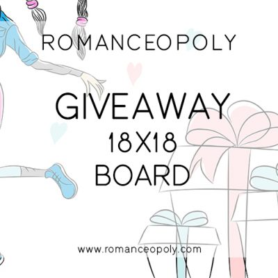 Giveaway: Win an 18×18 Board!