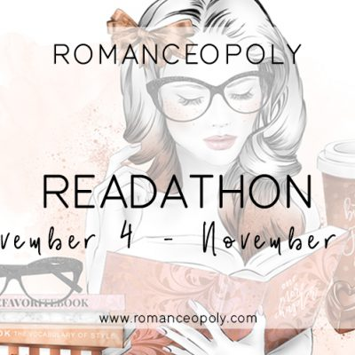 Readathon Announcement TBR