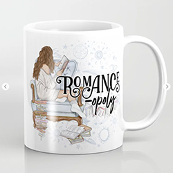 Shop for Romanceopoly Merchandise