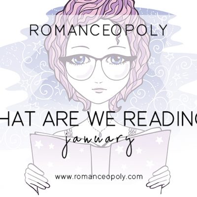 January TBR – What are WE Reading?